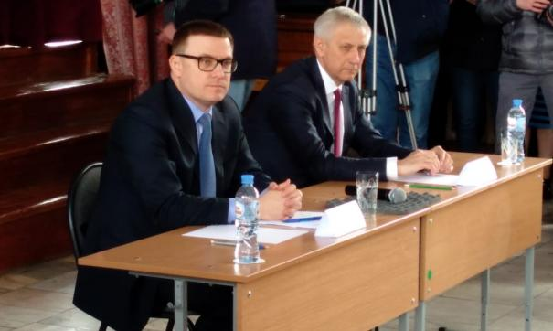 Сергей Бердников сообщил жителям, что они могут продлить договор аренды еще на три месяца