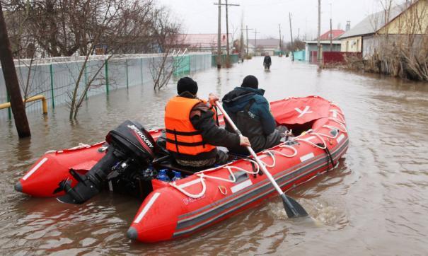 Паводок на Южном Урале в этом году может пройти с осложнениями