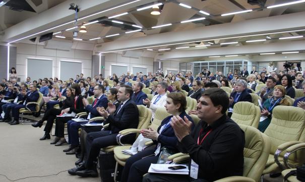 На выставке в Мордовии представили энергоэффективную технику