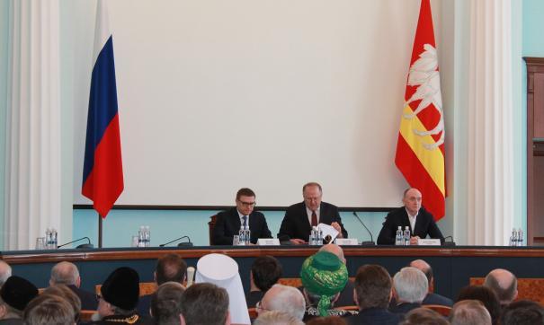 Алексей Текслер представлен южноуральским чиновникам