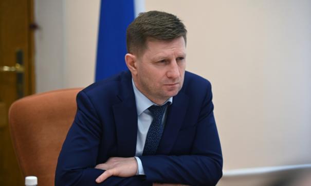 Хабаровские сплетники обсуждают слух о возможном переезде губернатора края в Москву