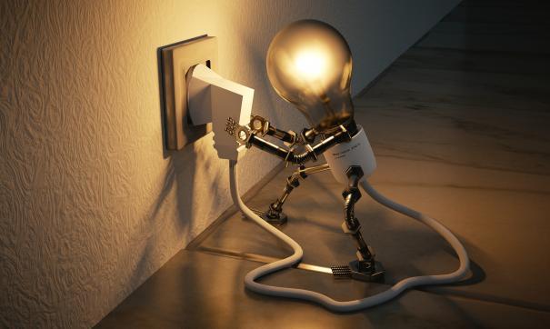 Причиной отключения электричества правительство называет кибератаку.