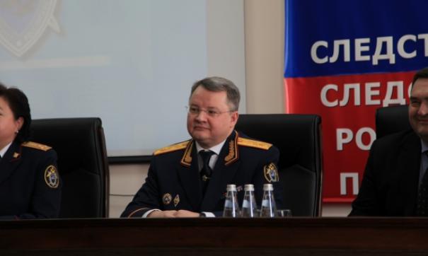 Андрей Кондин долгое время руководил следственным управлением в Омской области