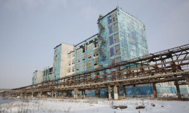 Площадка завода будет охраняться