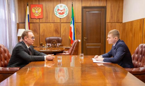 Валентин Коновалов заявил, что в Абакане необходимо сделать все возможное