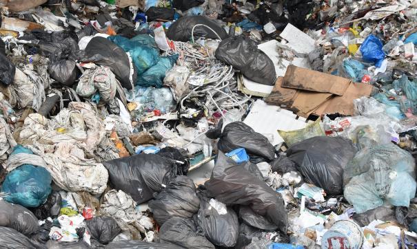 Кучи мусора становятся для Ольхона штатной ситуацией