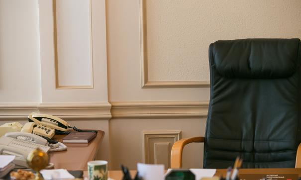 Временно руководить министерством будет первый заместитель министра