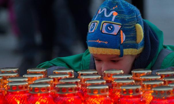 В столице Кузбасса вспоминают о жертвах пожара