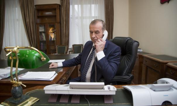 Сергей Левченко дал поручение организовать проверку в отношении Чернышова