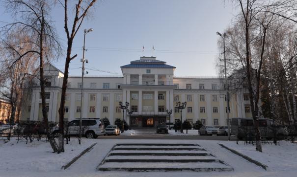 Олега Хорохордина представят в Доме Правительства