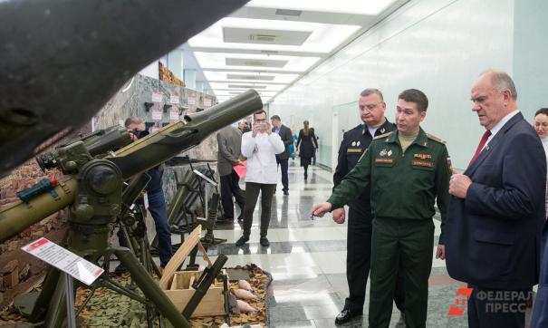 На оборонных предприятиях в республике сейчас работают более 58 тысяч сотрудников