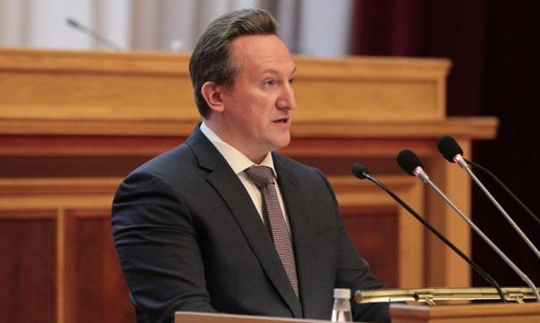 Кандидатуру представил Радий Хабиров