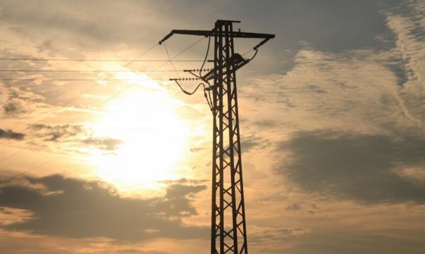 Потребление электроэнергии в регионе снизилось на 1,3 %