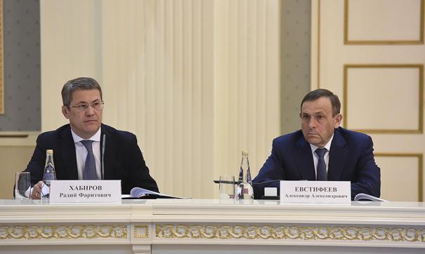 Глава региона принял участие в выездном совещании секретаря Совбеза