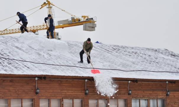 Нынешний зимний сезон стал рекордным по количеству осадков с 1992 года