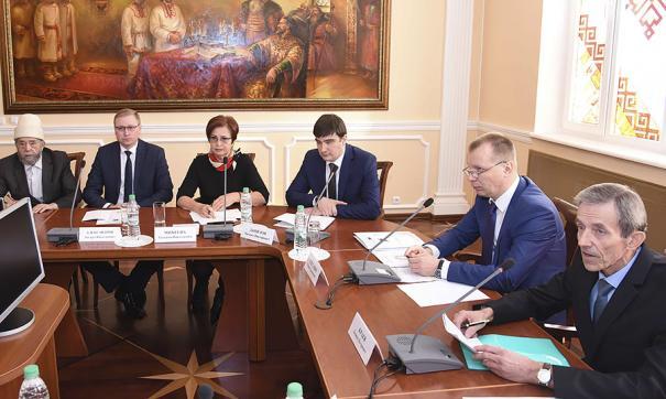 Председателем Общественной палаты стал гендиректор Торгово-промышленной палаты региона Герман Дементьев
