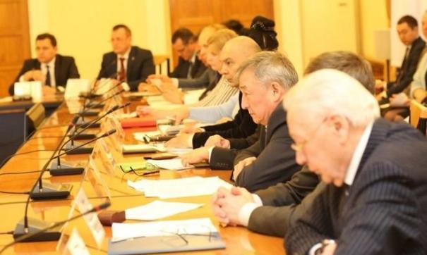 Заседание палаты прошло 12 марта