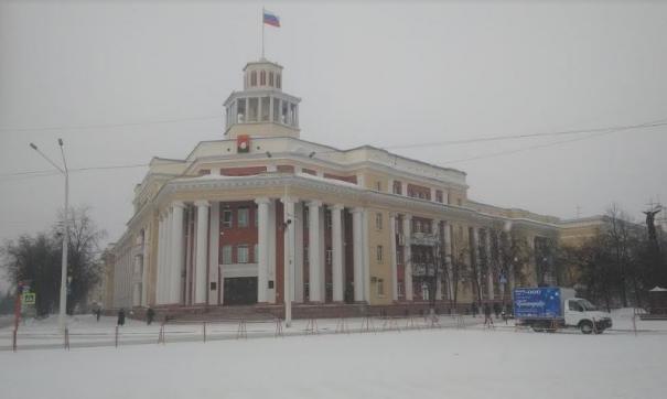 Мэру Кемерова Илье Середюку попеняли за плохую уборку улиц