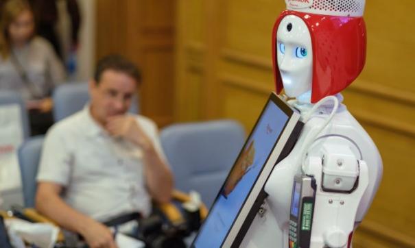 В России пока только появляются первые роботы-кассиры