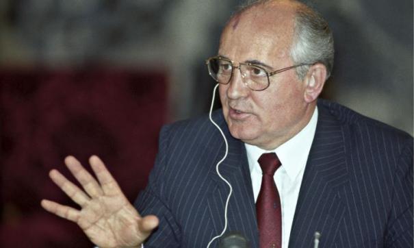 Михаил Горбачев может произвести впечатление на любого слушателя