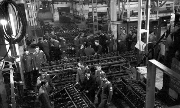 В советские годы Сибсельмаш был в числе основных оборонных заводов Новосибирска