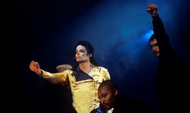 Когда ты родился, Майкл Джексон уже был королем поп-музыки (на концерте в Москве в 1993 году)