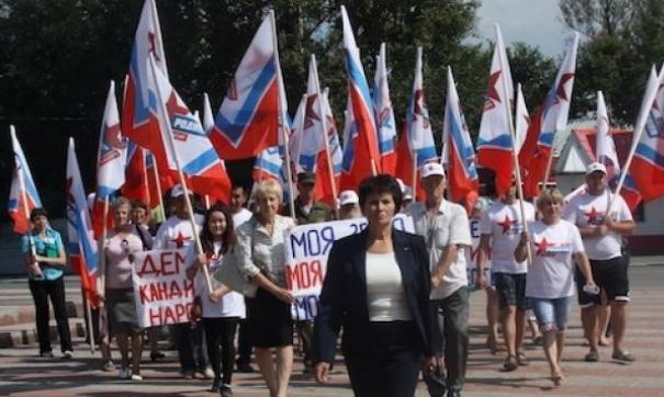 Марию Демину упрекают, что она едва партию не увела в сторону КПРФ