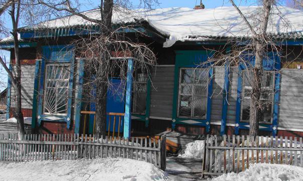 Поселок Куйтун в Иркутской области