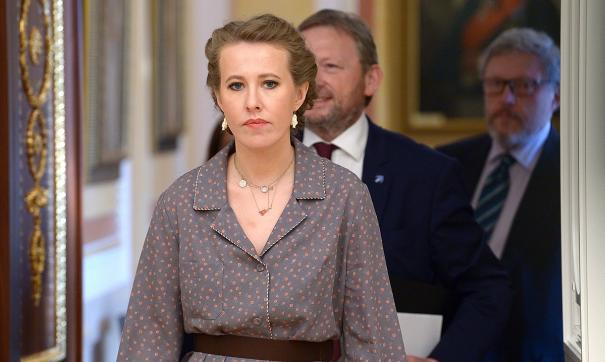 Актриса Федосеева предложила Собчак концепцию антикультурного переворота в Санкт-Петербурге