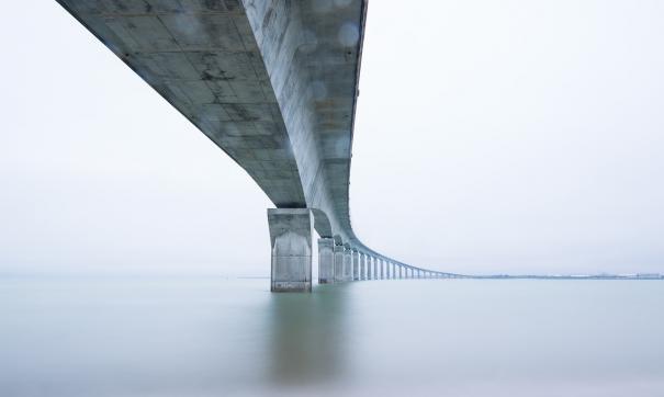 Мост между Китаем и Россией соединили в ЕАО