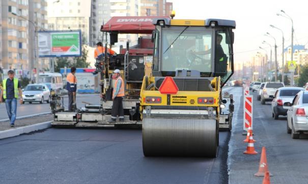 Отремонтирован будет 21 дорожный участок