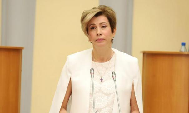 Марина Сивирина передумала судиться за пост омбудсмена
