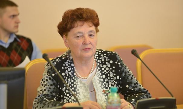 Тамара Казанцева