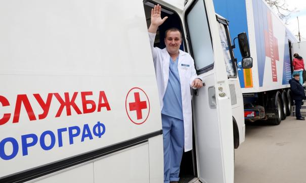«Поезда здоровья» во второй раз отправились в отдаленные районы Нижегородской области