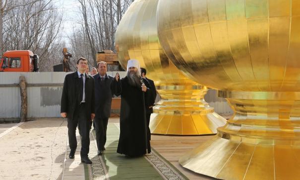 Строительство планируется закончить к 800-летию Нижнего Новгорода