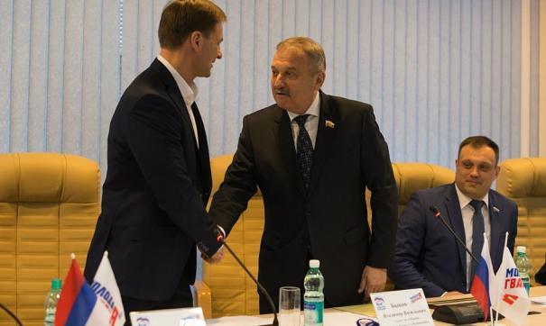 Быков и Никулин