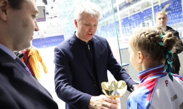 Училище готовит пополнение национальной сборной по 25 видам спорта