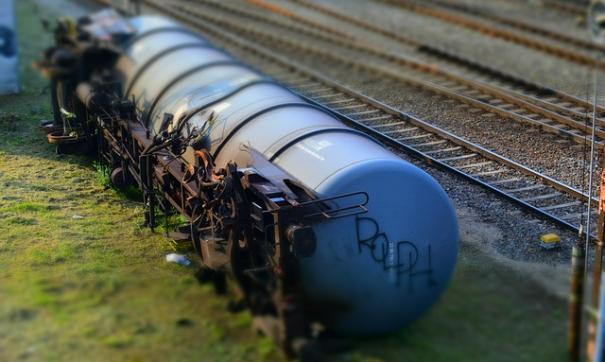 В Индии поезд сошел с рельсов. Есть пострадавшие