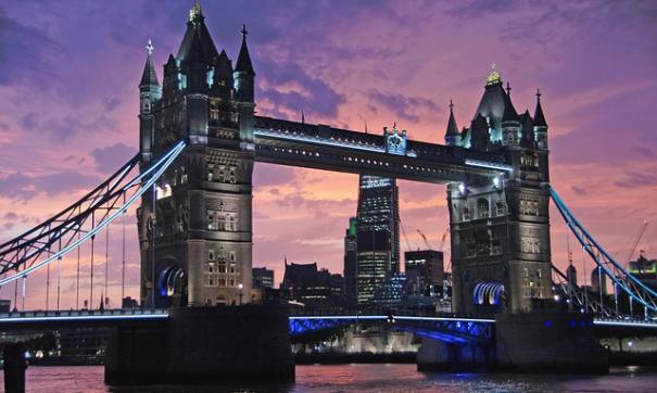 В Лондоне открыли стрельбу рядом с посольством Украины