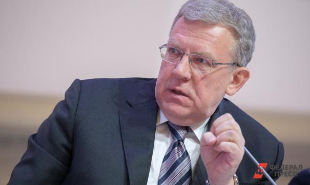 Кудрин обеспокоен ростом госдолга России
