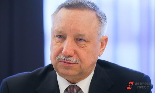 Глава Петербурга рассказал президенту о планах развития транспортной инфраструктуры города