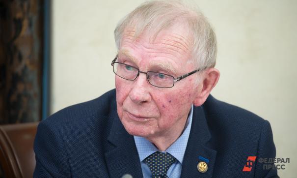 Председателем Общественного Совета Минприроды России избран Виктор Орлов