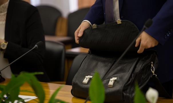 Посол Рямигиюс Мотузас отозван на неделю