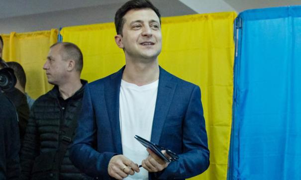 Владимир Зеленский выиграл выборы с огромным отрывом