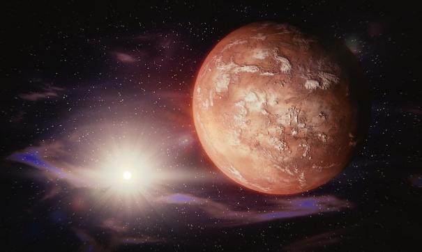 На Марсе зафиксировали подземные толчки