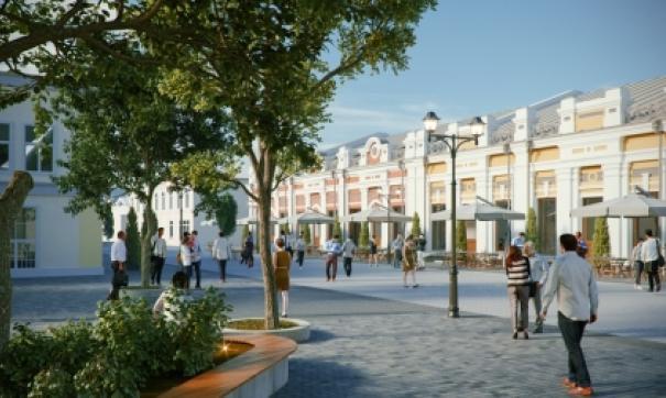 Фасады и вывески на старейшей улице Иркутска оформят в едином стиле