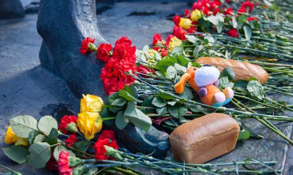 Акция начнется в 12:00 у памятника «Трагедии народов» около Музея Победы