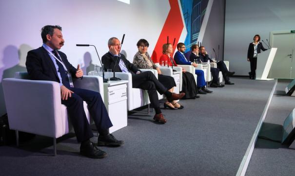 Красноярский экономический форум проходил с 28 по 30 марта в центре «Сибирь».