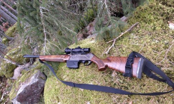 Майору выстрелили в голову во время охоты.