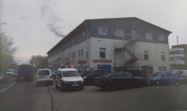 По версии следствия, мужчина убил человека в Литве, а затем вернулся в Россию.